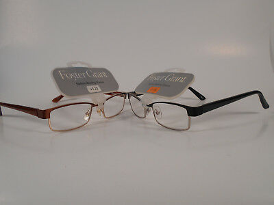 00542ee73a0 FOSTER GRANT MOLLY Brown Fashion Reading Glasses +1.25 1.75 2.25 ...