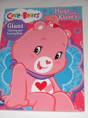 CARE BEARS COLORING BOOK 1982 Kenner Unused Share Your Special ...