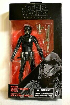 Star Wars the Black Series Imperial Death Trooper #25