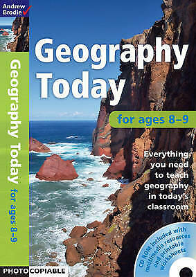 Geography Today 8-9 by Andrew Brodie, Book and CD ROM