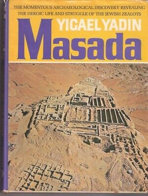 B0000CN52L Masada: Herods Fortress and the Zealots Last Stand.