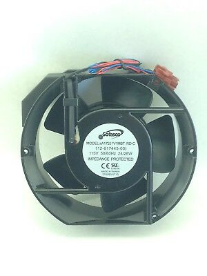 Sofasco Ac Cooling Fan Sa17251V1Mbt-Rd-C Impedance Protected (H350)