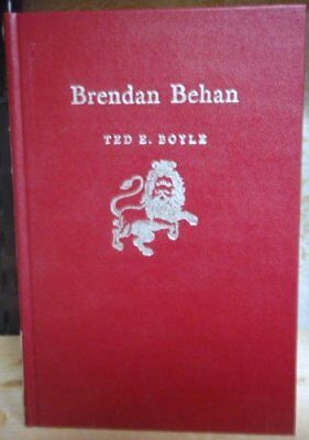 B001074PN0 Brendan Behan. TEAS 91.