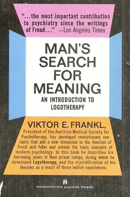 B001GSSZZM Mans Search for Meaning: An Introduction to Logotherapy