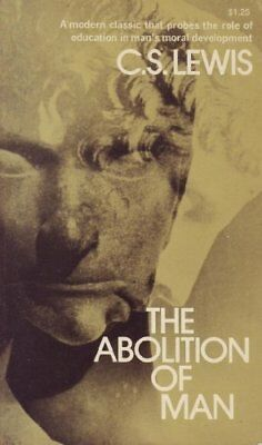 B0043NRXUU The Abolition of Man - Reflections on Education (Riddell Memorial Le