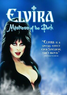 Elvira: Mistress of the Dark [New DVD] Dolby, Widescreen
