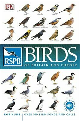 RSPB Birds of Britain and Europe (DK) by Hume, Rob Mixed media product Book The
