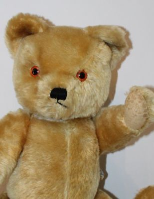 "Lovely 20"" Old English TWYFORD Jointed Mohair Teddy Bear"