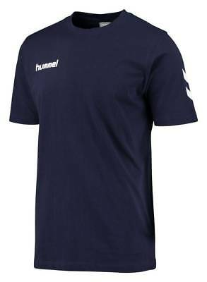 Hummel Core Cotton Tee T-Shirt marine NEU 71061