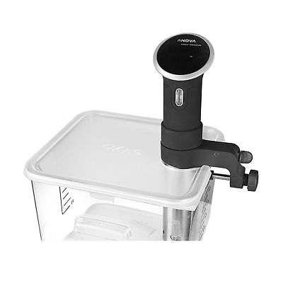 Sous Vide Lid for Anova Cookers and Rubbermaid Container fits 12 18 & 22 Quar...