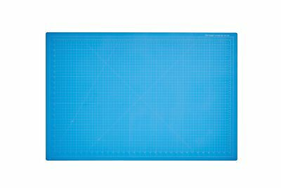 "Dahle 10693 Vantage Self-Healing Cutting Mat  24"" x 36""  Blue 5 layer PVC Con..."