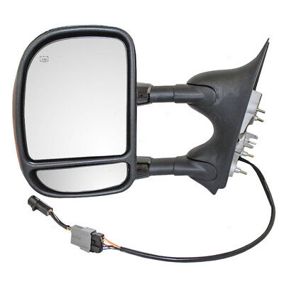Excursion Super Duty Pickup Drivers Power Tow Telescopic Mirror Heated Signal