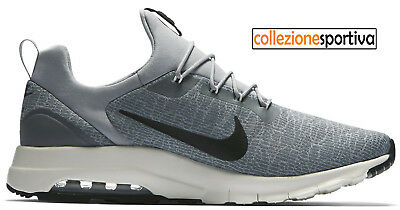 low priced 55015 e1cb9 SCARPE UOMO DONNA NIKE AIR MAX MOTION RACER - 916771-002 col. grigio