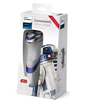 Philips Norelco Star Wars Shaver 3700, Dry Electric Shaver, SW3700/87