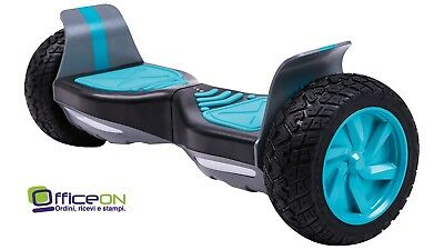 mediacom hoverboard 2 ruote 8 5 velocit max 12 km h. Black Bedroom Furniture Sets. Home Design Ideas