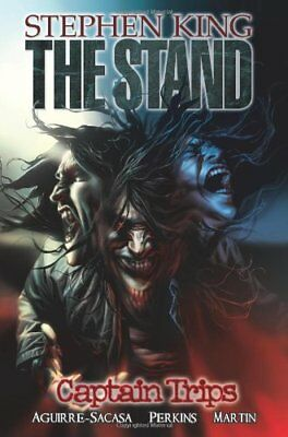 Stephen Kings The Stand Vol. 1: Captain Trips