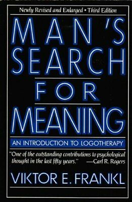 B000LZFM48 Mans Search for Meaning - revised and updated