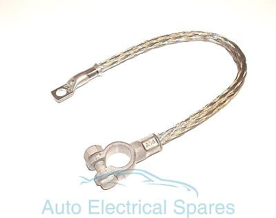 CLASSIC / KIT CAR UNIVERSAL braided battery lead / earth strap 300mm