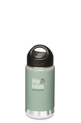 Klean Kanteen Wide Insulated 355ml River Rock Thermosflasche Trinkflasche Loop