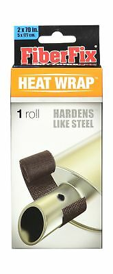 FiberFix Heat Wrap- For Exhaust Pipes and High Temp Repairs