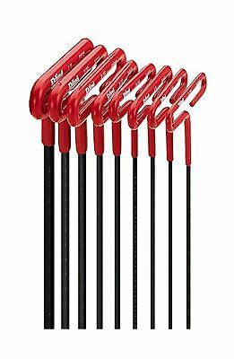 "Eklind 53168 Standard 8pc T-Handle Hex Key Set 3/32"" to 1/4"" - 6-Inch"
