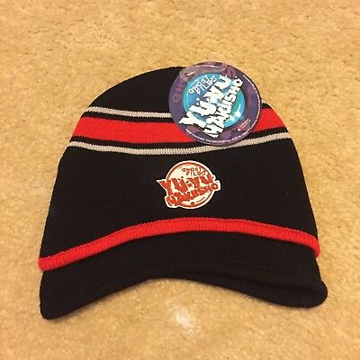 Yu Yu Hakusho Red Beanie Hat New with Tags