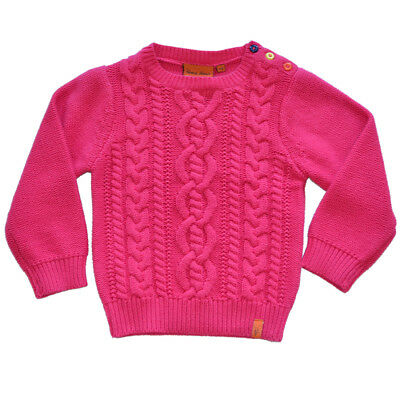 Kids Cotton Cable Knit Jumper Irish Made
