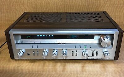 PIONEER SX-3600 EXCELLENT CONDITION vintage stereo receiver audio equipment hifi
