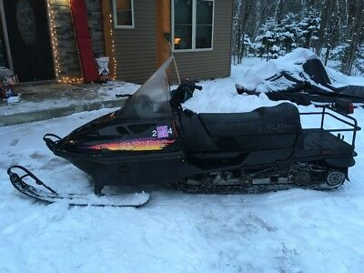 Boggy Snowmobile