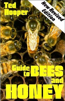 Guide to Bees and Honey by Ted Hooper NDB Hardback Book The Cheap Fast Free Post