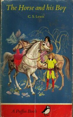 The Horse And His Boy (Puffin Books) by Lewis, C. S. Paperback Book The Cheap