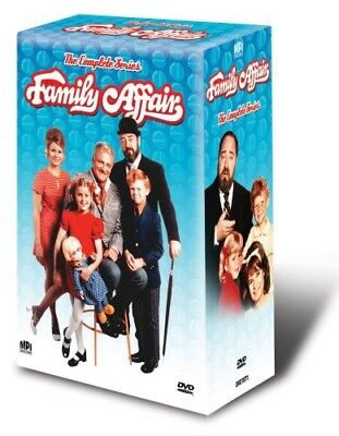 Family Affair: The Complete Series [New DVD]