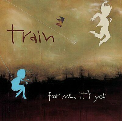 Train - For Me It's You - Train CD 42VG The Cheap Fast Free Post The Cheap Fast