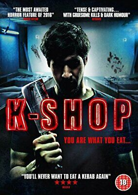 K - Shop [DVD] - DVD  6QVG The Cheap Fast Free Post