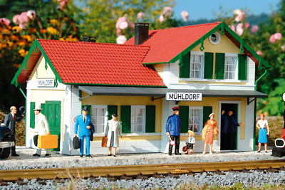 Piko G Scale Blue Creek Valley Station Kit | Ships In 1 Business Day | 62029