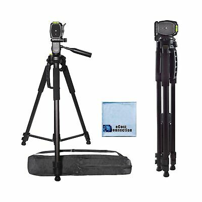 72 Inch Elite Series Professional Full Size Camera Tripod for Canon Nikon Son...