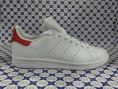 Shoes Adidas Stan Smith white/red Sneakers M20326 214