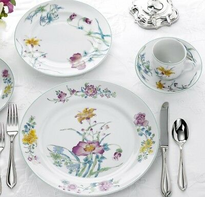 Mottahedeh Lady Charlotte's Lily 5 Piece Place Setting, New