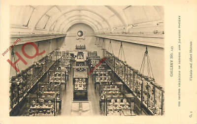 Postcard--Victoria & Albert Museum, The Salting Gallery Of Japanese Pottery
