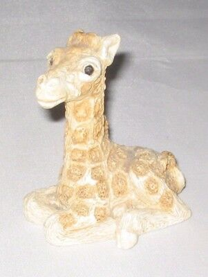 Small Decorative Giraffe Figurine