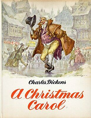 A Christmas Carol (Classic adventures) by Charles Dickens Paperback Book The