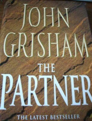 The Partner by Grisham, John Book The Cheap Fast Free Post