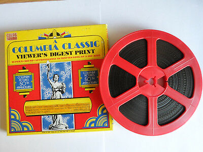 Super 8mm sound 1x400 GOOD DAY FOR A HANGING. Fred MacMurray classic.