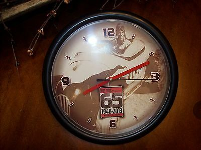 Hot Rod Magazine Anniversary Clock 1948-2013