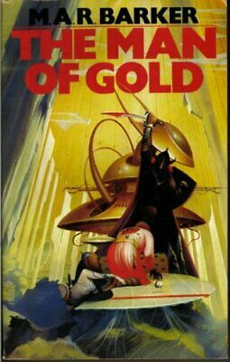 The Man of Gold by Barker, M.A.R. Paperback Book The Cheap Fast Free Post
