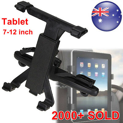 OZ for Apple New iPad 2/3/4/5/6 Air Seat Headrest Tablet Stand Car Mount Holder