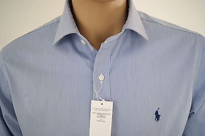 Neu! Polo Ralph Lauren Hemd Herren Slim Fit