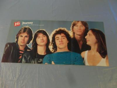 Steve Perry & journey poster  clipping  #804