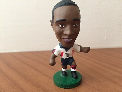 Vintage Corinthian Prostar football figure - Paul Ince - England home kit