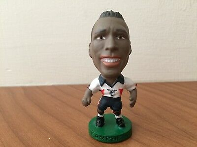 Vintage Corinthian Prostar football figure - Sol Campbell - England home kit